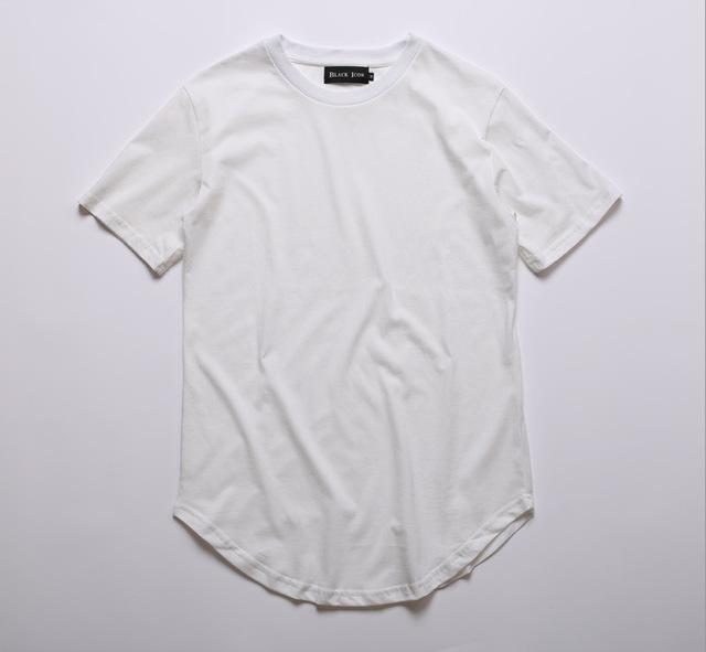 Summer Men S Fashion Style Fear Of God Justin Bieber Crop T Shirts Mens Tee Shirts Big Tall Outfits Urban Outfits