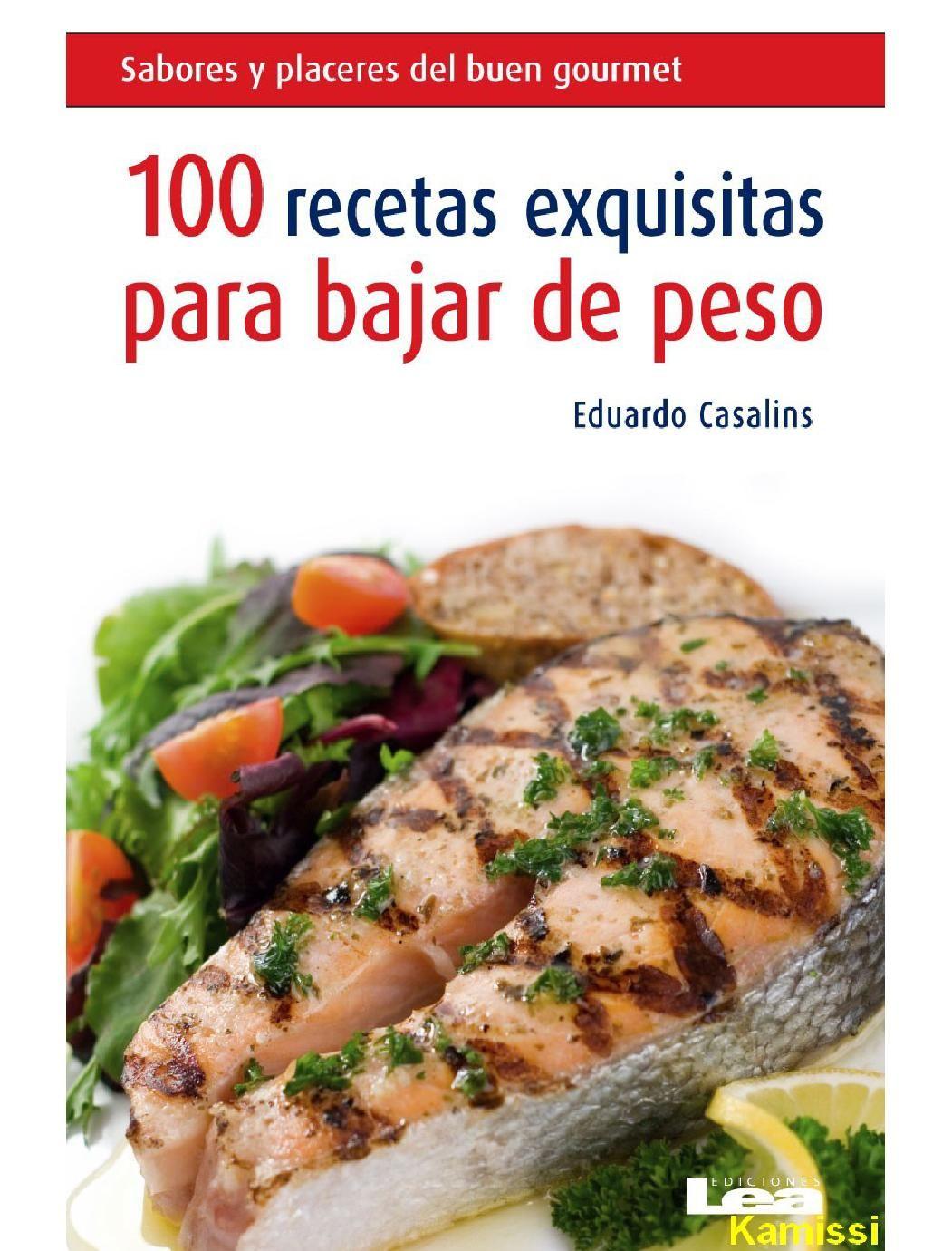 recetas comidas saludables pdf