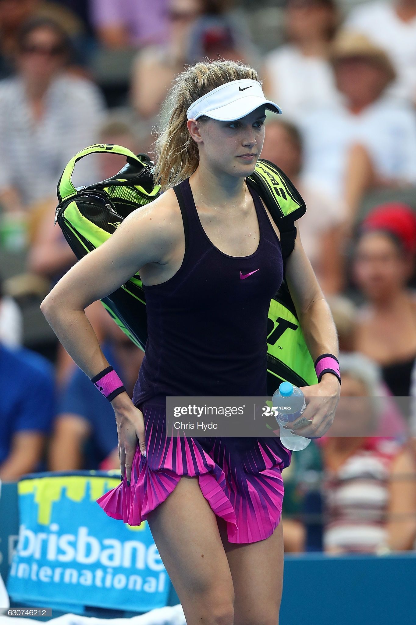 Pin By Rider 90 On Girls In Action In 2020 Tennis Players Female Eugenie Bouchard Sports Women