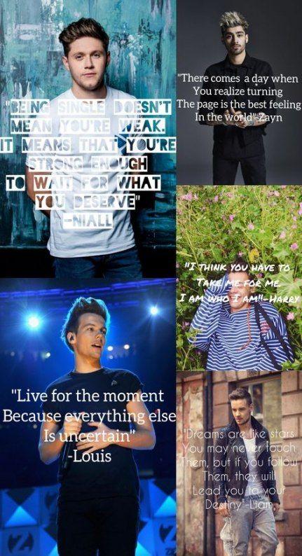 Quotes Lyrics Music One Direction 25+ Ideas