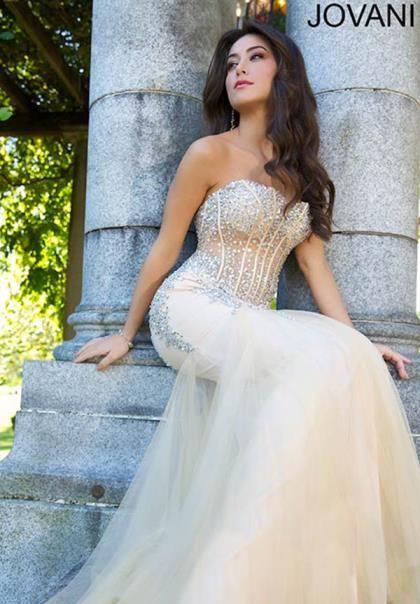 2015 Stunning Jovani Prom Dress 5908 | Prom ! 2015 | Pinterest ...