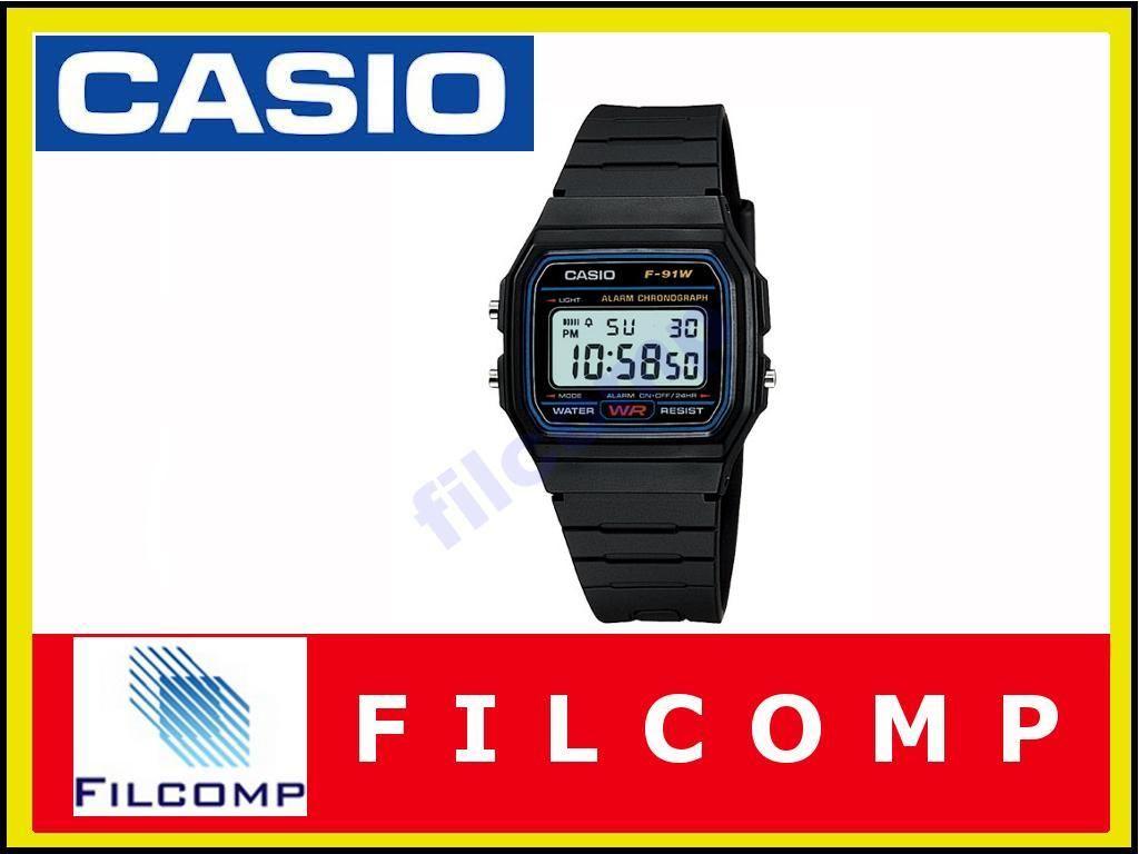 Zegarek Retro Casio F 91w Bestseller 3496333208 Oficjalne Archiwum Allegro Casio Retro Casio Watch