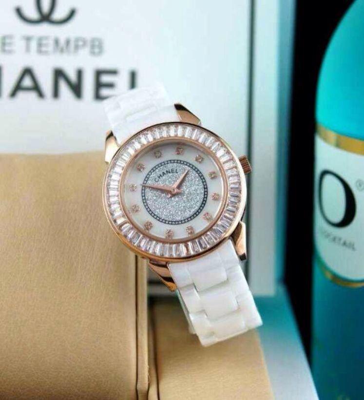 Chanel watch lady girl