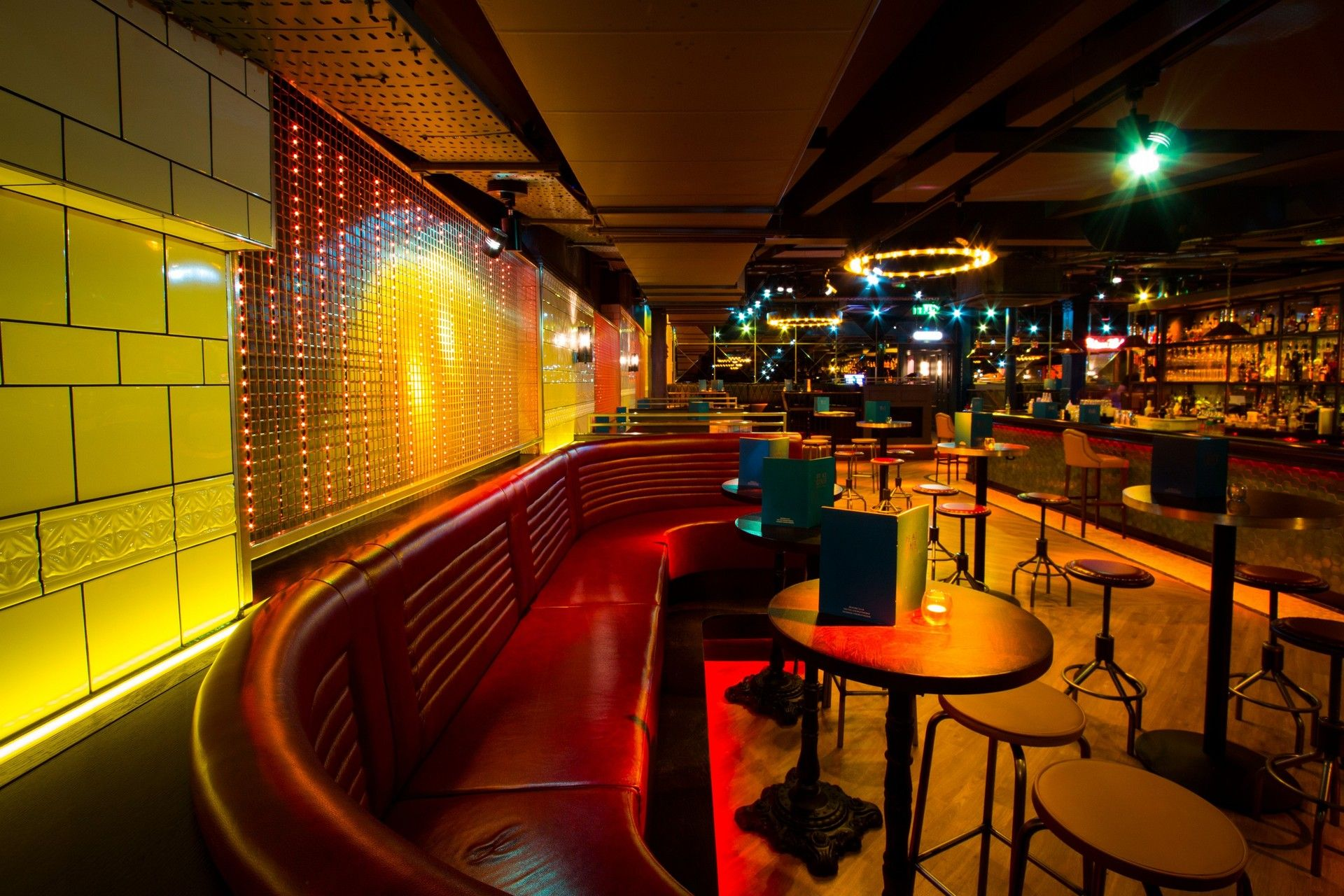 Be At One Tile suppliers, Birmingham bars, Ceramics