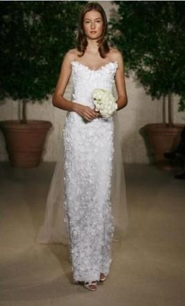 Oscar De La A 82n38 10 This Dress For Fraction Of The Salon Price On Preownedweddingdresses Wedding Myday
