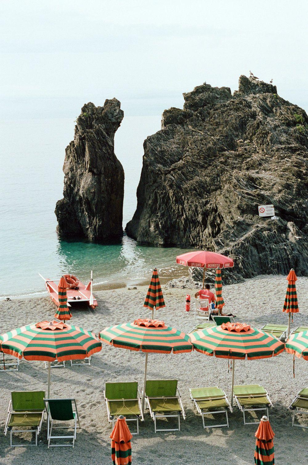 35mm film photography Cinque Terre Italy