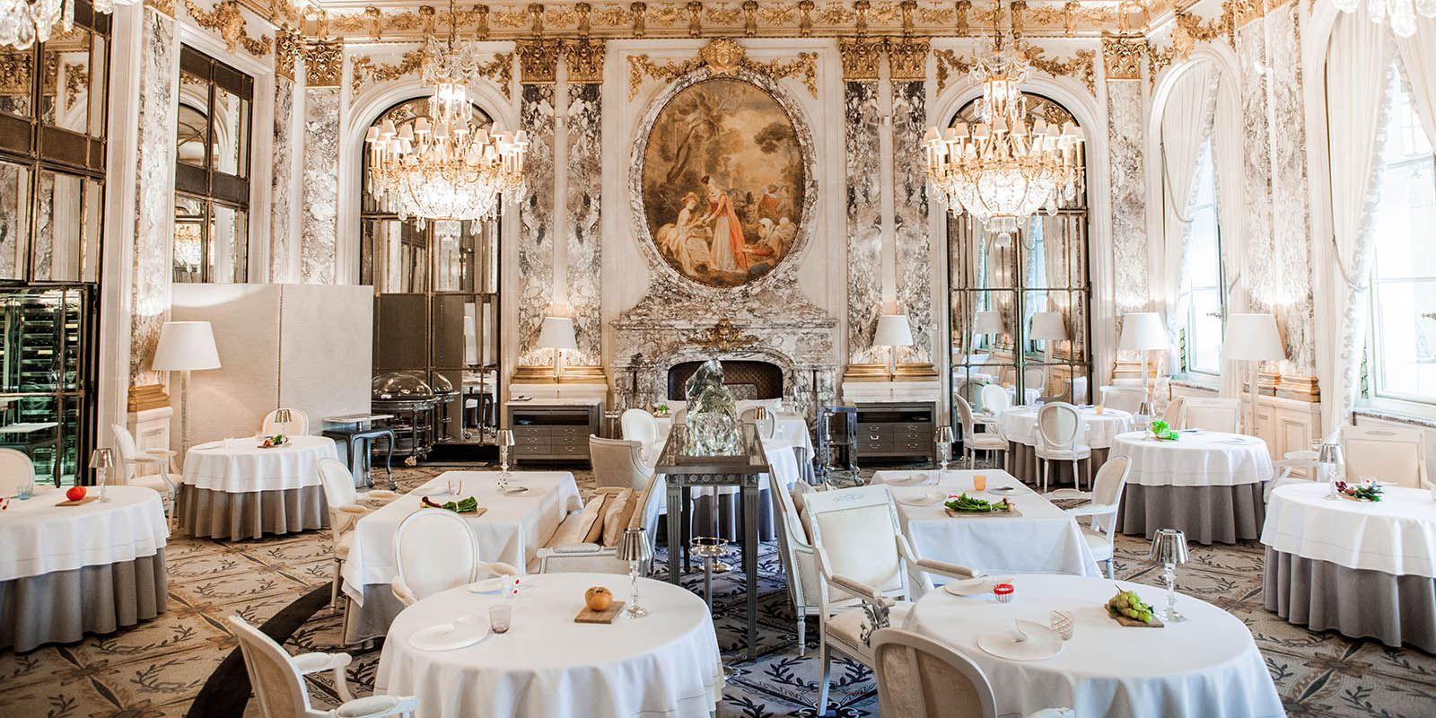 Le Meurice Alain Ducasse Luxury Restaurant