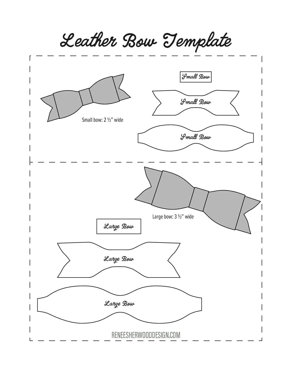 Moldes de lazos de papel. | Manualidades varias | Pinterest | Moldes ...