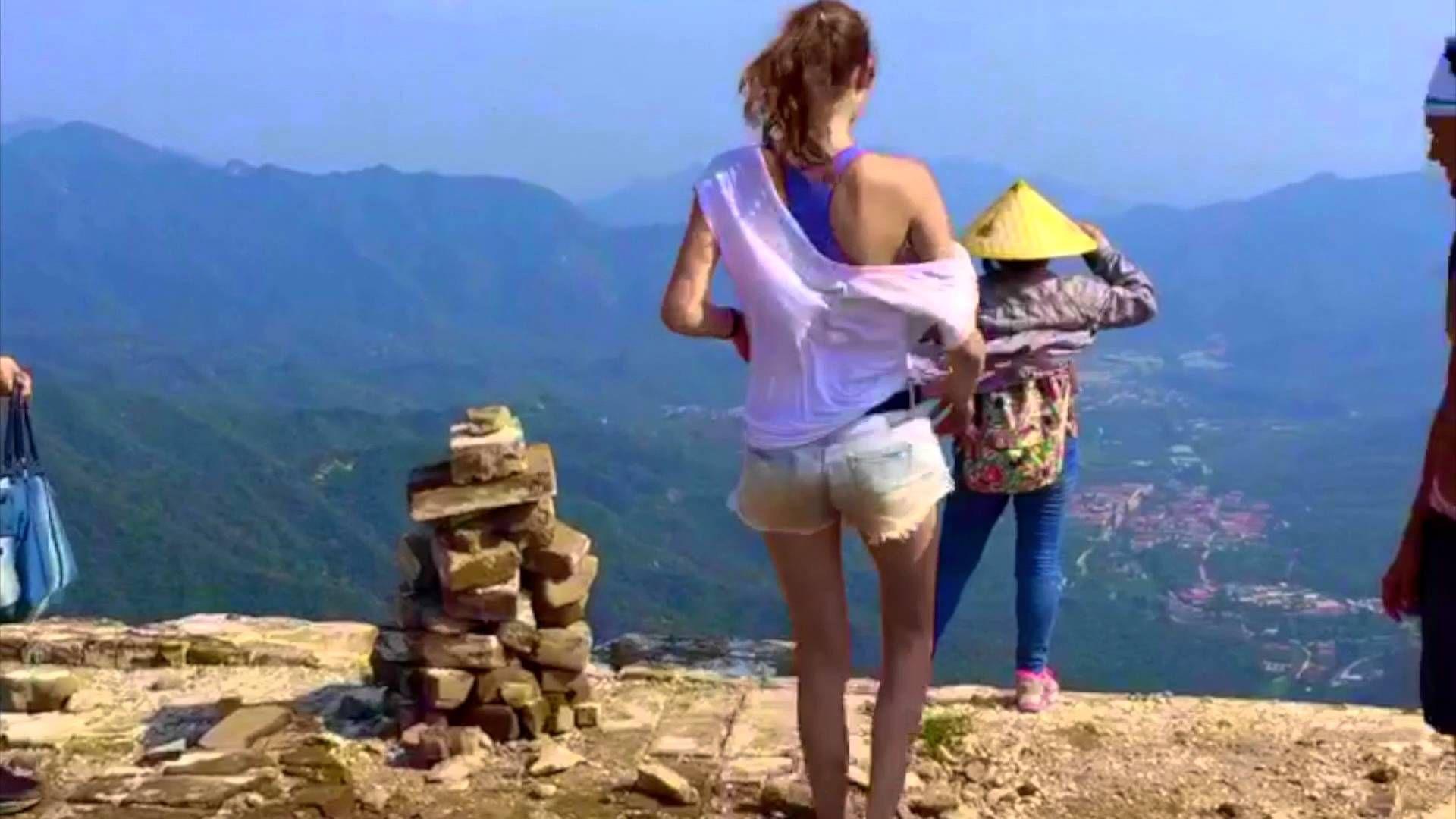 Travel around the world/ Voyage autour du monde {tuto}