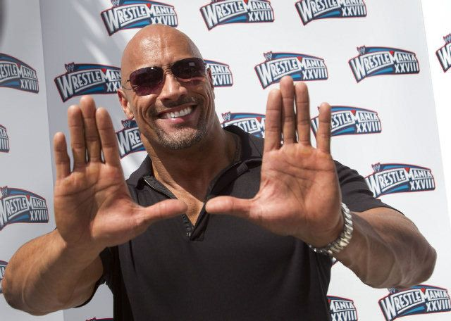 Dwayne Johnson, back in the day, who would have known then that he would become this big movie star. I LOVE HIS STUFF!