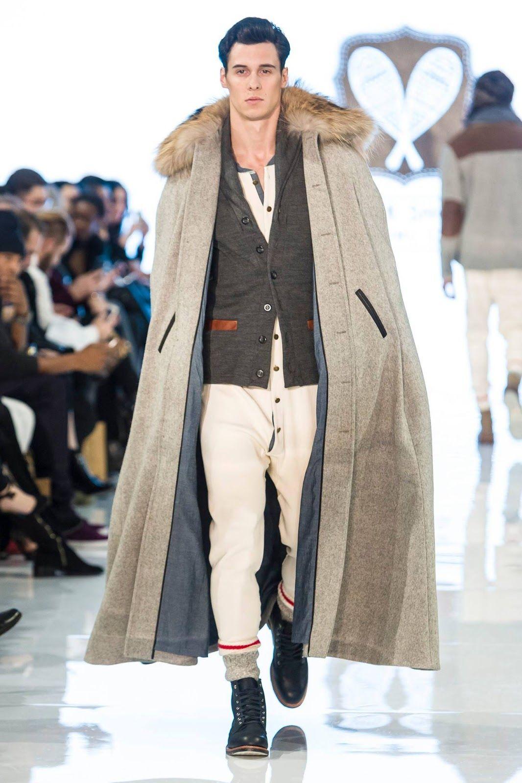 Tuck Shop Co. Fall/Winter 2016 – Toronto Mens Fashion Week