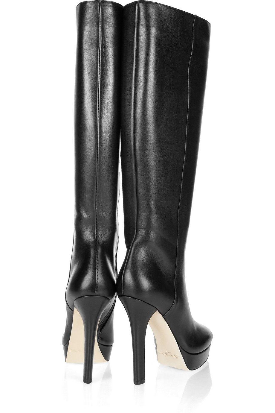 39d69f97 botas de caña alta para mujer - Buscar con Google | high heel boots ...