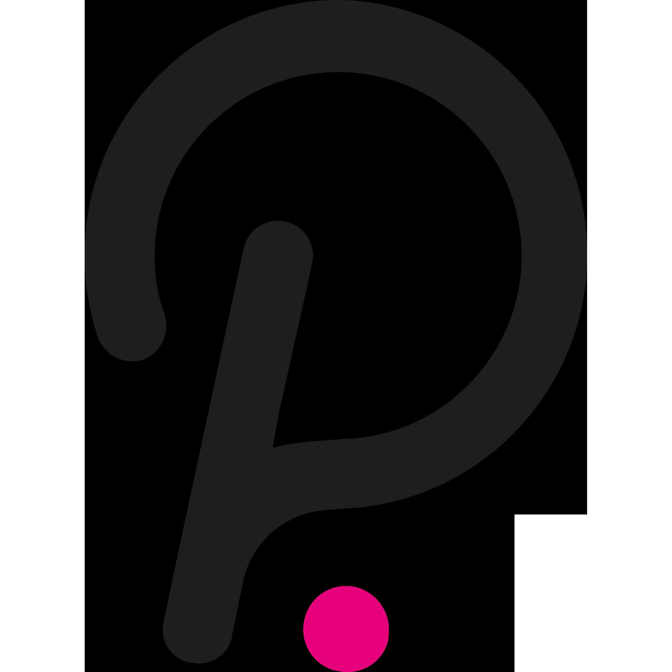 Polkadot Dot Logo Polka Dots Dot Logo Dots