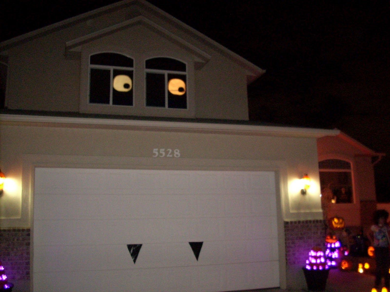 image result for halloween window eyes - Halloween Window Decor