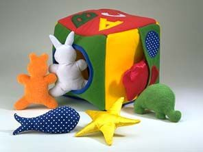 Toy Name Infant Sensory Cube Manufacturer Battat Appearances Baby Mozart 1998 2003