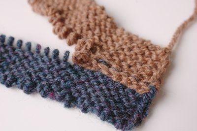 Hook Knitting Patterns : Math4knitters crafty living: show 119 the journal gazette
