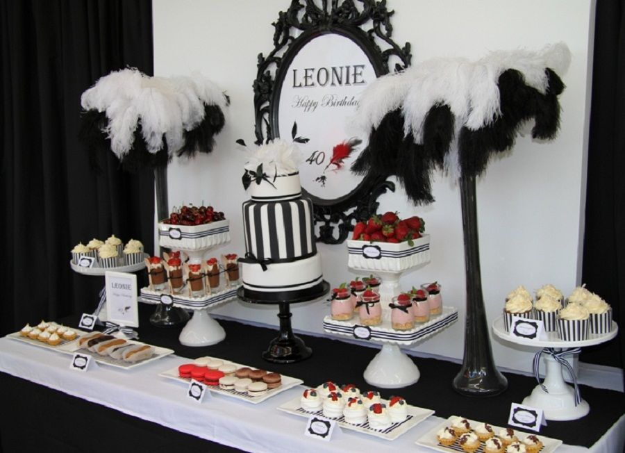 40th Birthday Cakes Google Search With Images Cake Table