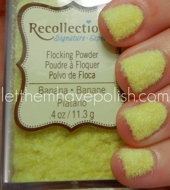 Fuzzy Chick nails for easter! I normally don\'t paint my nails but if ...