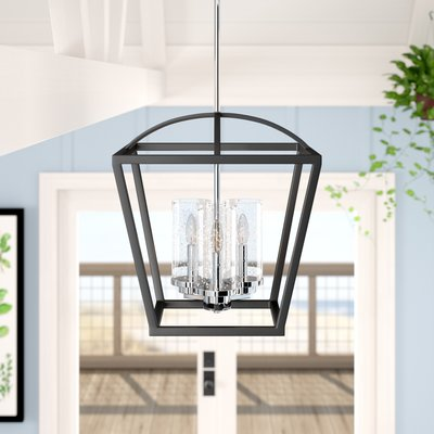 Laurel Foundry Modern Farmhouse Luna 3 Light Lantern Pendant