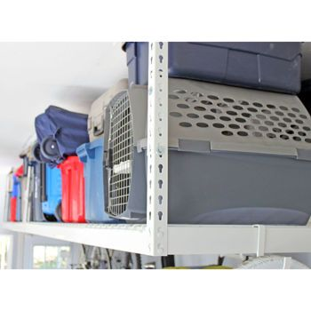 overhead garage storage rack costco