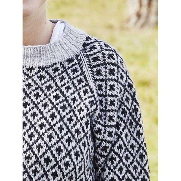 Photo of Færøsk Sweater Dame – str S