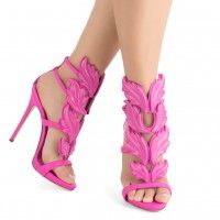4ca58ce7adced CRUEL - FUXIA - Sandals   chaussures roses...fuschia...mauves ...