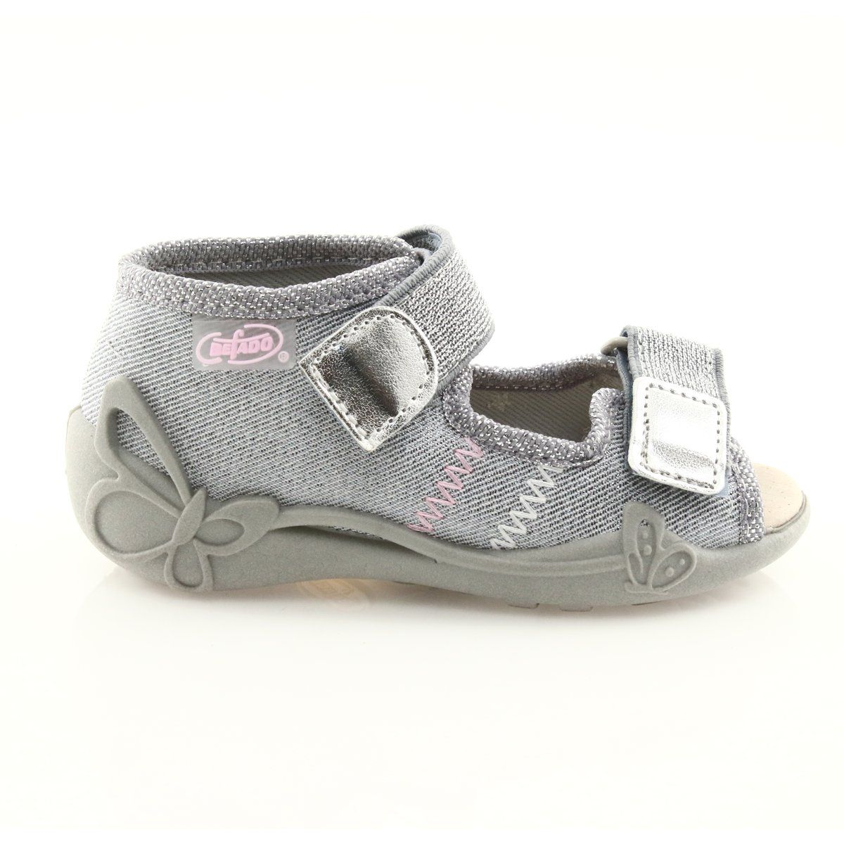 Befado Children S Shoes 342p002 Silvery Grey Childrens Shoes Childrens Slippers Kid Shoes