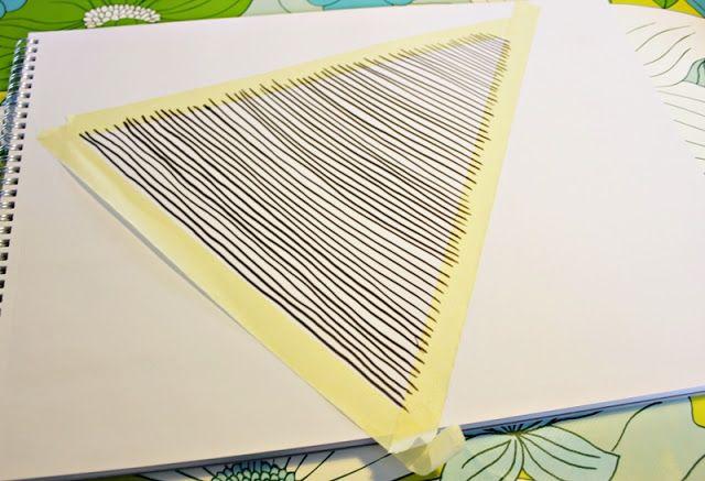 SØHESTEN: DIY - Tegn et mønster #6