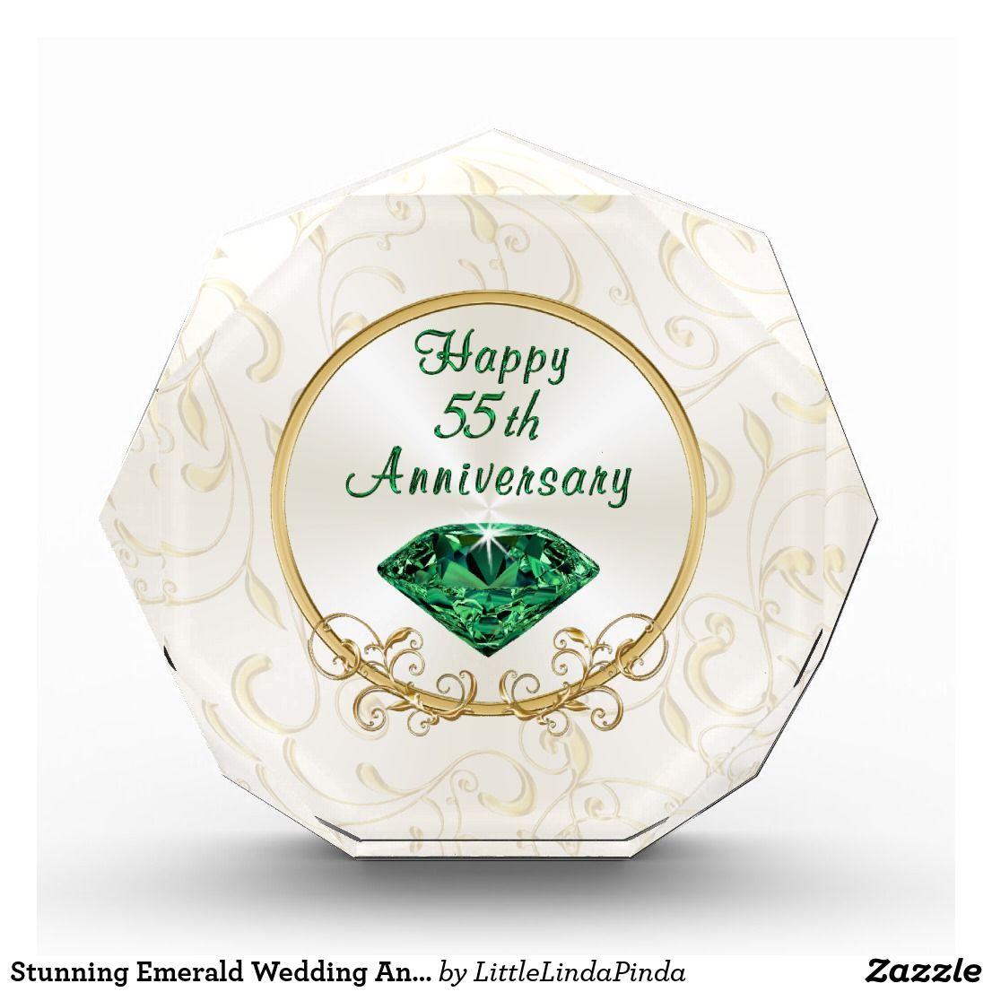 Stunning Emerald Wedding Anniversary Gifts Wedding Anniversary And