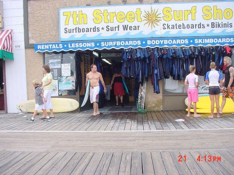 7th Street Surf Shop Ocean City Nj