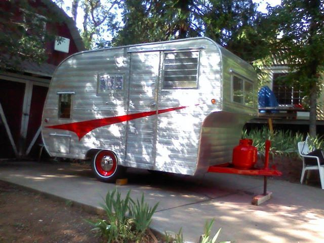 vintage trailers for sale in northern california - Google