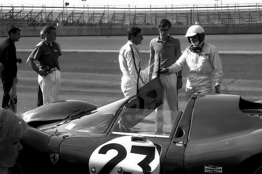 Ferrari 330 P3/4. Lorenzo bandini, Bandini, Race cars