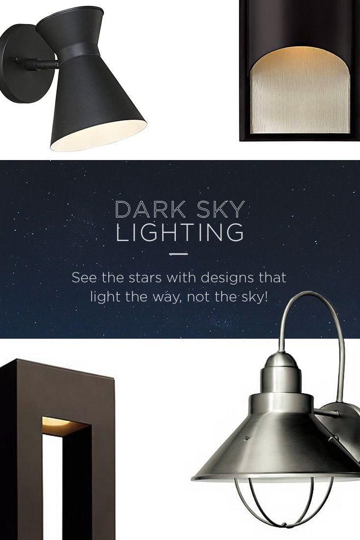 Outdoor lamps   ways to implement dark sky lighting into your outdoor lighting