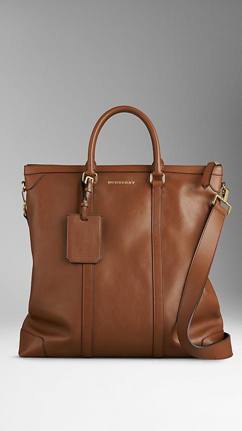 Hâle Grand sac tote en cuir - Image 1