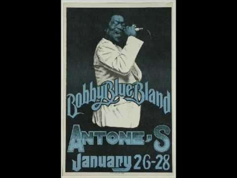 When I was a little boy growing up on the westside of chicago during the 50's, my mother was a barmaid & I would sit at the backdoor of the taverns & listen to Bobby blue bland, Muddy Water, Howlin Wolf, BB king, & others, for free. Those were the days, I can still rem that sm bottle of coke &  potato chips & that music. - George Morris 2 years ago ~ My Aunt Almeda would play Bobby while she was cooking & entertaining  friends. I was just happy to be in the mix .  ~ b4jad - 1 yr ago…