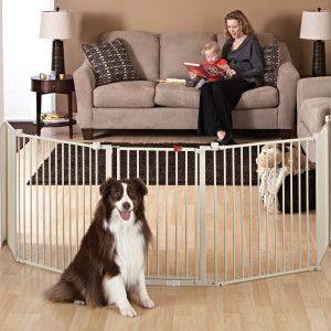 Top Paw Super Wide Convertible Pet Gate Gates Petsmart Pet