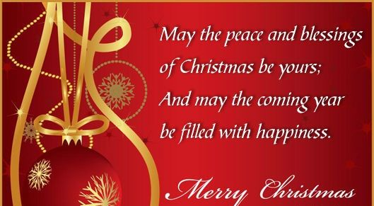 Nice Christmas message | Quotes that I love | Pinterest | Christmas ...