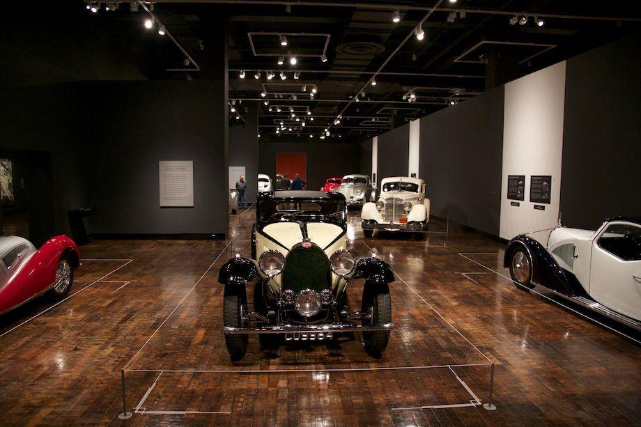 Sensuous Steel: Art Deco Automobiles Exhibition - Photo Gallery ...