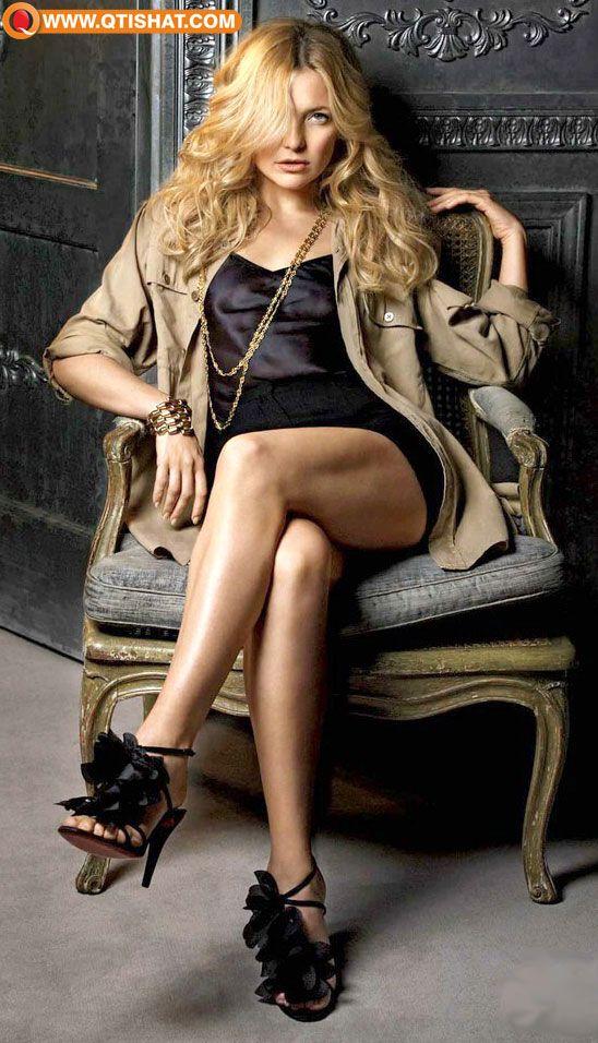 Kate Hudson Legs | Kate Hudson Legs Cross | 05 - Crossed ...