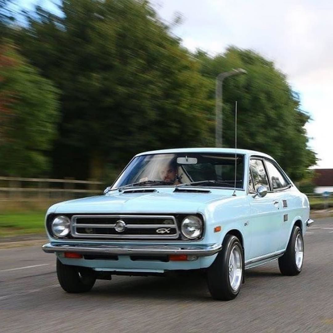 Fully restored 1975 datsun 1200 rhd coupe submitted by dean_agram photo mrprezzas