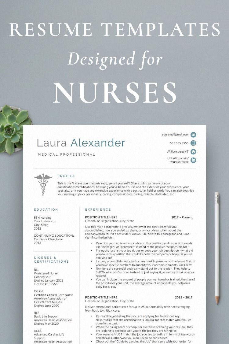 Nursing Is A Competitive Field Which Is Why I Created