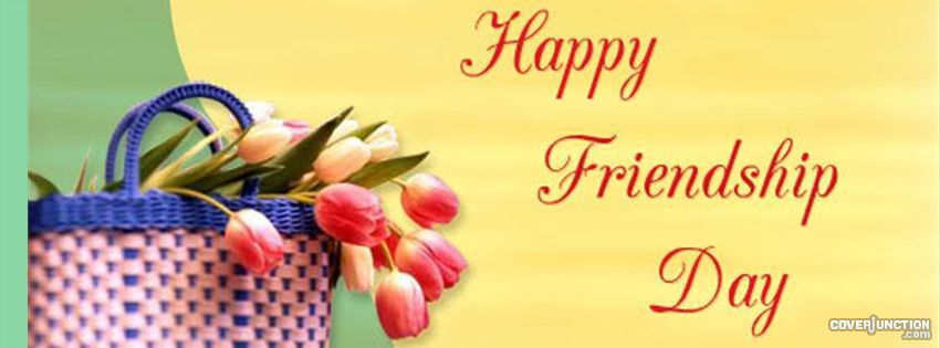 Awesome Happy Friendship Day 2014 Facebook Cover Page Facebook Page