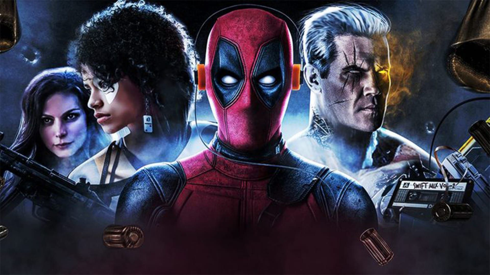 Watch Deadpool 2 2018 Full Movie Online Free Wisecracking Mercenary Deadpool Battles The Evil And Powerful Cable And Other Bad Guys To Save A