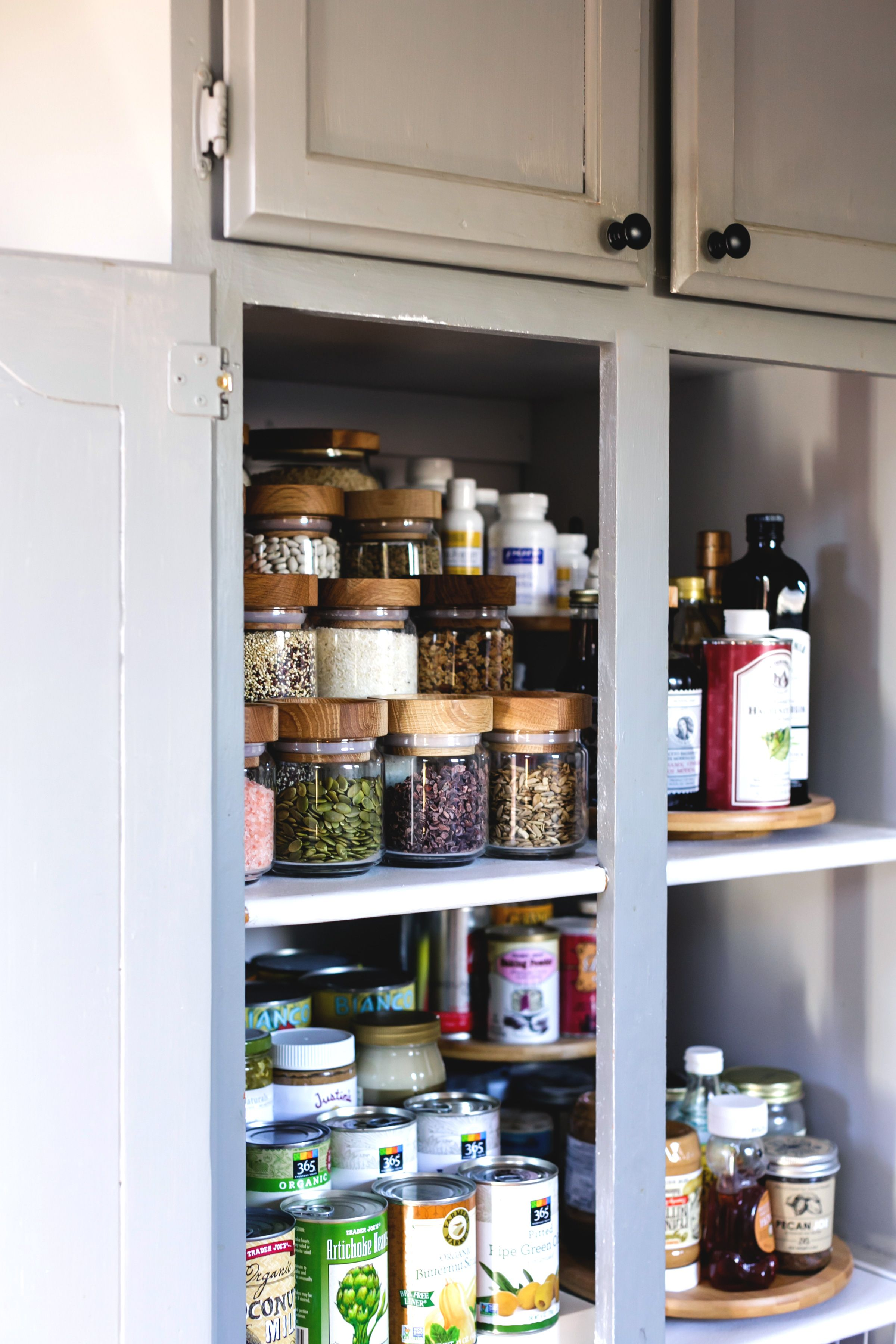 Whitehaven Pantry Redo And Inspiration: A Pantry Organization Makeover With Method