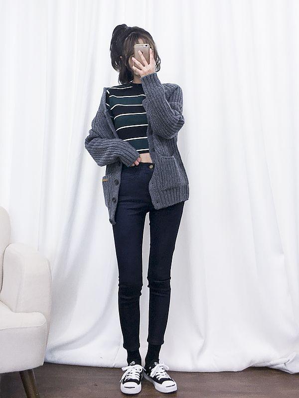 Korean Fashion Blog Online Style Trend S T Y L E Pinterest Korean Fashion Korean And Blog
