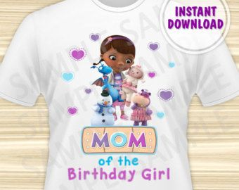 DIGITAL FILE Doc McStuffins Brother of the by CuteInvitation1