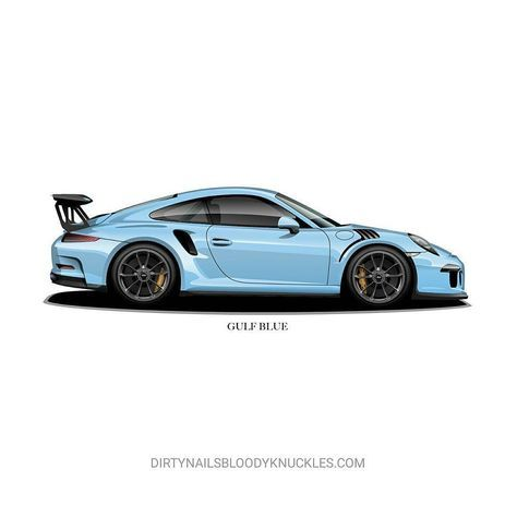 Classic Cars Illustration Porsche 911 38 Ideas