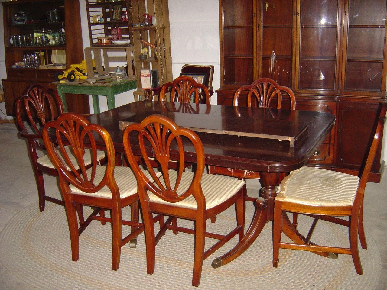 Drexel Dining Room Set  Httpenricbataller  Pinterest Enchanting Drexel Dining Room Furniture Decorating Design