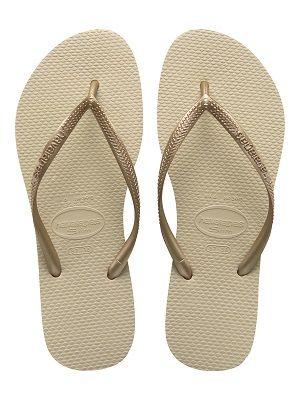Zapatos negros Havaianas Slim Logo para mujer B5Q6Hm