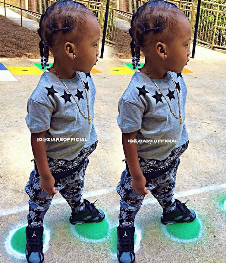Pin By Belinda Dahleeng On Baby Closet Baby Boy Hairstyles Braids For Boys Little Boy Hairstyles